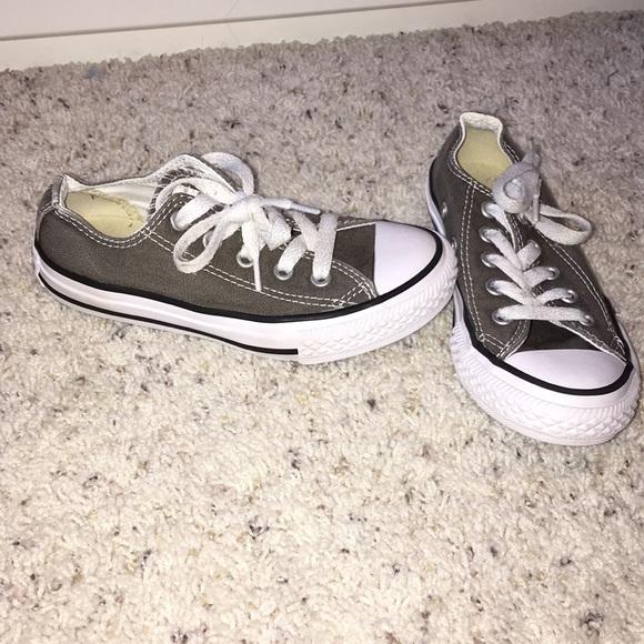Girls Converse size 11 b52055925